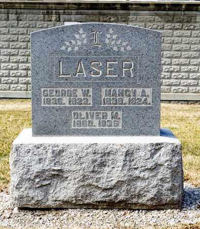 LASER, NANCY A - Richland County, Ohio | NANCY A LASER - Ohio Gravestone Photos