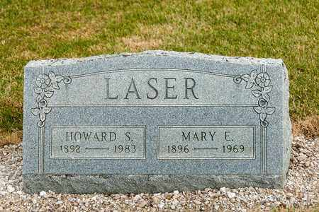 LASER, MARY E - Richland County, Ohio | MARY E LASER - Ohio Gravestone Photos
