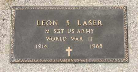 LASER, LEON S - Richland County, Ohio | LEON S LASER - Ohio Gravestone Photos