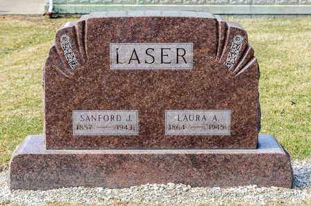 LASER, LAURA A - Richland County, Ohio | LAURA A LASER - Ohio Gravestone Photos
