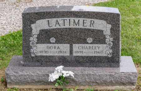 LATIMER, DORA - Richland County, Ohio | DORA LATIMER - Ohio Gravestone Photos