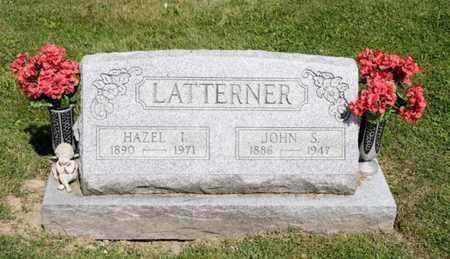 LATTERNER, HAZEL I - Richland County, Ohio | HAZEL I LATTERNER - Ohio Gravestone Photos