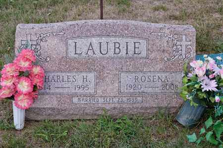 LAUBIE, ROSENA - Richland County, Ohio | ROSENA LAUBIE - Ohio Gravestone Photos