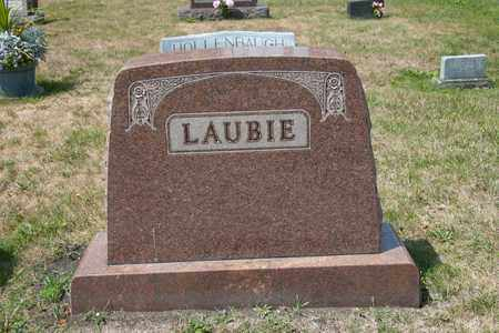 LAUBIE, HOWARD - Richland County, Ohio | HOWARD LAUBIE - Ohio Gravestone Photos