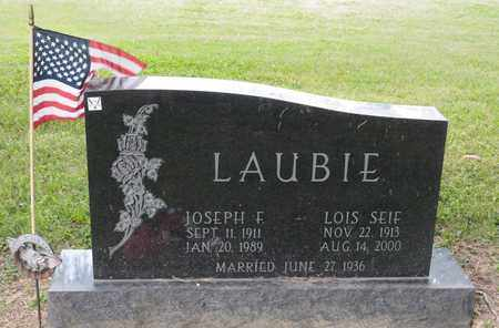 SEIF LAUBIE, LOIS - Richland County, Ohio | LOIS SEIF LAUBIE - Ohio Gravestone Photos