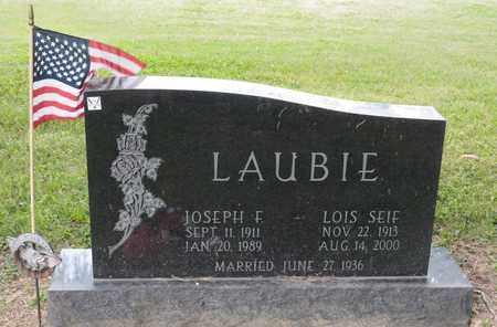 LAUBIE, LOIS - Richland County, Ohio | LOIS LAUBIE - Ohio Gravestone Photos