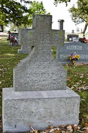 LAUBIE, MAGDALENA - Richland County, Ohio | MAGDALENA LAUBIE - Ohio Gravestone Photos