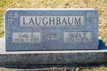 LAUGHBAUM, HELEN P - Richland County, Ohio | HELEN P LAUGHBAUM - Ohio Gravestone Photos