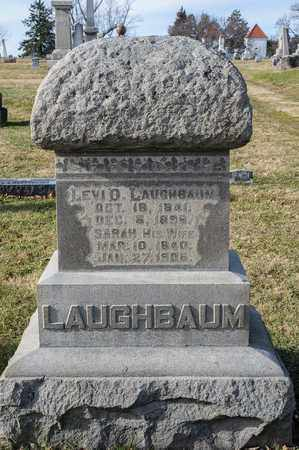 LAUGHBAUM, LEVI D - Richland County, Ohio | LEVI D LAUGHBAUM - Ohio Gravestone Photos