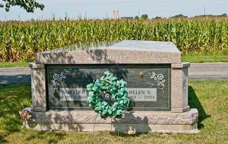 LENZMEIER, HELEN V - Richland County, Ohio | HELEN V LENZMEIER - Ohio Gravestone Photos