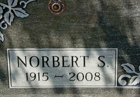 LENZMEIER, NORBERT S - Richland County, Ohio | NORBERT S LENZMEIER - Ohio Gravestone Photos