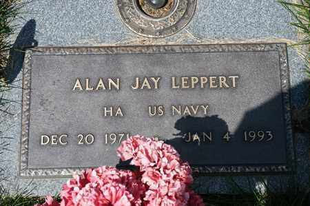 LEPPERT, ALAN JAY - Richland County, Ohio | ALAN JAY LEPPERT - Ohio Gravestone Photos