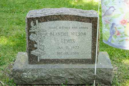 LEWIS, BLANCHE - Richland County, Ohio | BLANCHE LEWIS - Ohio Gravestone Photos