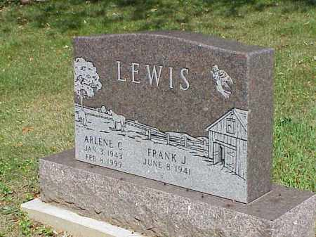 LEWIS, ARLENE C. - Richland County, Ohio | ARLENE C. LEWIS - Ohio Gravestone Photos