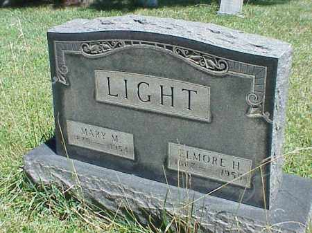LIGHT, MARY M. - Richland County, Ohio | MARY M. LIGHT - Ohio Gravestone Photos