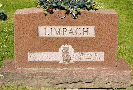 LIMPACH, VELMA K - Richland County, Ohio | VELMA K LIMPACH - Ohio Gravestone Photos
