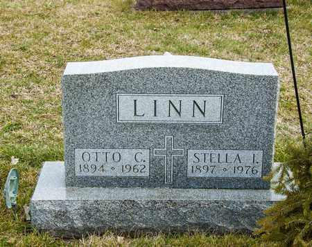 LINN, STELLA I - Richland County, Ohio | STELLA I LINN - Ohio Gravestone Photos