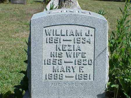 LINN, WILLIAM J. - Richland County, Ohio | WILLIAM J. LINN - Ohio Gravestone Photos