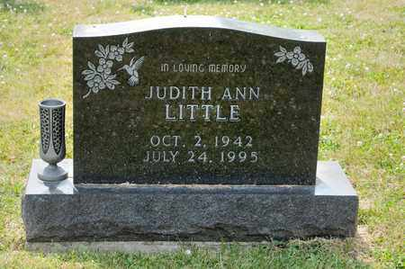 LITTLE, JUDITH ANN - Richland County, Ohio | JUDITH ANN LITTLE - Ohio Gravestone Photos