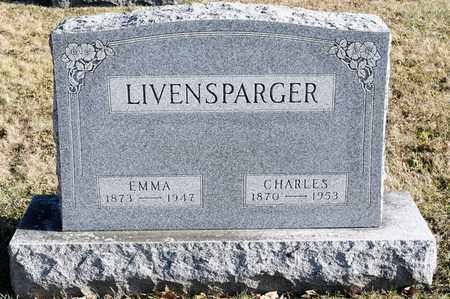 LIVENSPARGER, EMMA - Richland County, Ohio | EMMA LIVENSPARGER - Ohio Gravestone Photos
