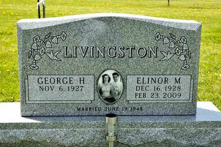 LIVINGSTON, ELINOR M - Richland County, Ohio | ELINOR M LIVINGSTON - Ohio Gravestone Photos