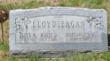LLOYD, MARIE D - Richland County, Ohio | MARIE D LLOYD - Ohio Gravestone Photos