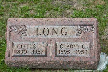 LONG, GLADYS G - Richland County, Ohio | GLADYS G LONG - Ohio Gravestone Photos