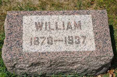 LONG, WILLIAM - Richland County, Ohio | WILLIAM LONG - Ohio Gravestone Photos