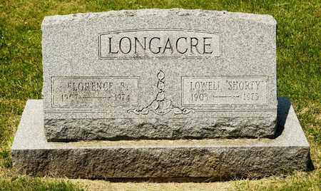 "LONGACRE, LOWELL ""SHORTY"" - Richland County, Ohio 