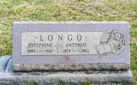 LONGO, ANTONIO - Richland County, Ohio | ANTONIO LONGO - Ohio Gravestone Photos