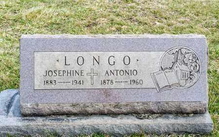 LONGO, JOSEPHINE - Richland County, Ohio | JOSEPHINE LONGO - Ohio Gravestone Photos