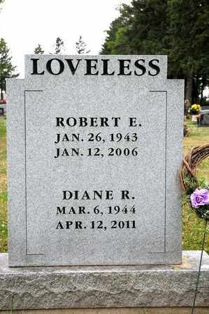 LOVELESS, DIANE R - Richland County, Ohio | DIANE R LOVELESS - Ohio Gravestone Photos