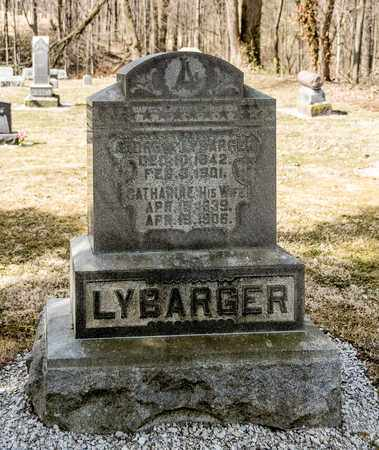 LYBARGER, ANDREW - Richland County, Ohio | ANDREW LYBARGER - Ohio Gravestone Photos