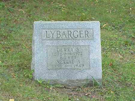LYBARGER, NELLIE A. - Richland County, Ohio | NELLIE A. LYBARGER - Ohio Gravestone Photos