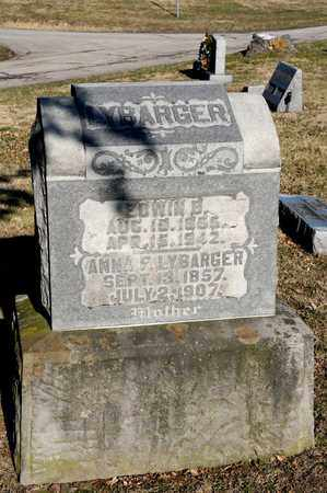 LYBARGER, ANNA F - Richland County, Ohio | ANNA F LYBARGER - Ohio Gravestone Photos