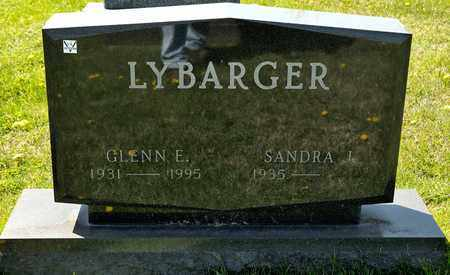LYBARGER, GLENN E - Richland County, Ohio | GLENN E LYBARGER - Ohio Gravestone Photos