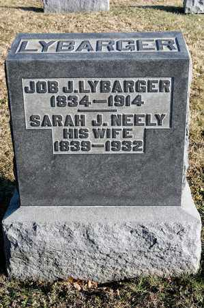 LYBARGER, JOB - Richland County, Ohio | JOB LYBARGER - Ohio Gravestone Photos