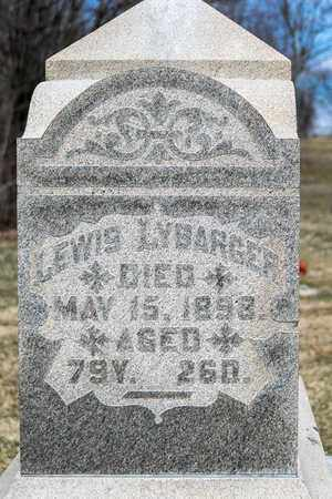 LYBARGER, LEWIS - Richland County, Ohio | LEWIS LYBARGER - Ohio Gravestone Photos