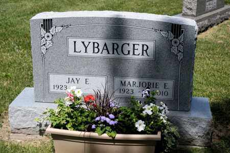 LYBARGER, MARJORIE E - Richland County, Ohio | MARJORIE E LYBARGER - Ohio Gravestone Photos