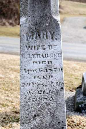 LYBARGER, MARY - Richland County, Ohio | MARY LYBARGER - Ohio Gravestone Photos