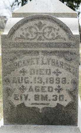 LYBARGER, MARGARET - Richland County, Ohio | MARGARET LYBARGER - Ohio Gravestone Photos