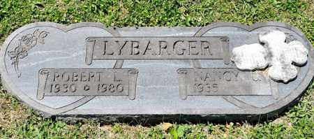LYBARGER, ROBERT L - Richland County, Ohio | ROBERT L LYBARGER - Ohio Gravestone Photos