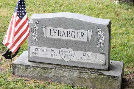 LYBARGER, MAUDE - Richland County, Ohio | MAUDE LYBARGER - Ohio Gravestone Photos