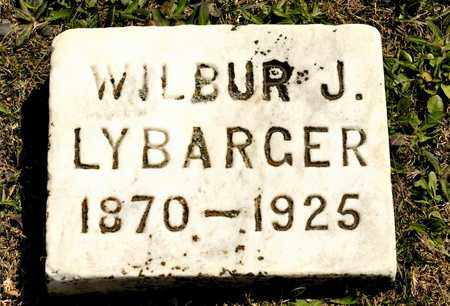 LYBARGER, WILBUR J - Richland County, Ohio | WILBUR J LYBARGER - Ohio Gravestone Photos