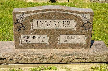 LYBARGER, FREDA L - Richland County, Ohio | FREDA L LYBARGER - Ohio Gravestone Photos