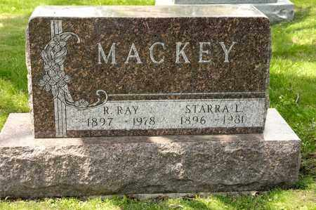 MACKEY, STARRA L - Richland County, Ohio | STARRA L MACKEY - Ohio Gravestone Photos