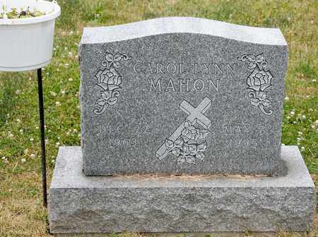 MAHON, CAROL LYNN - Richland County, Ohio | CAROL LYNN MAHON - Ohio Gravestone Photos