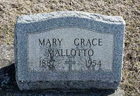 MALLOTTO, MARY GRACE - Richland County, Ohio | MARY GRACE MALLOTTO - Ohio Gravestone Photos