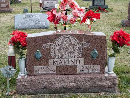 MARINO, STELLA - Richland County, Ohio | STELLA MARINO - Ohio Gravestone Photos