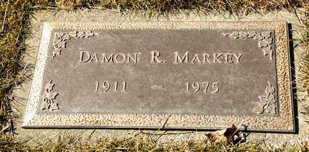 MARKEY, DAMON R - Richland County, Ohio | DAMON R MARKEY - Ohio Gravestone Photos